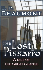 The Lost Pissarro - cover